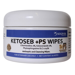 Ketoseb + PS Wipes