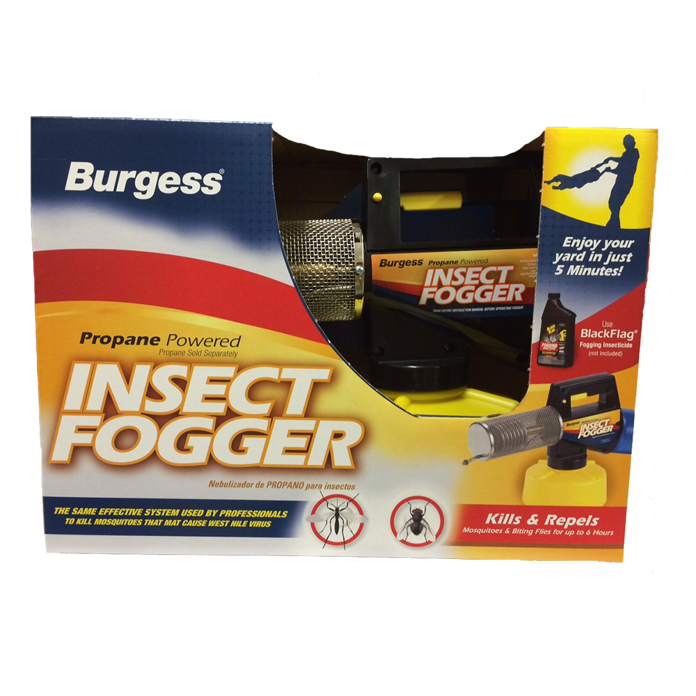 Burgess Propane Powered Insect Fogger