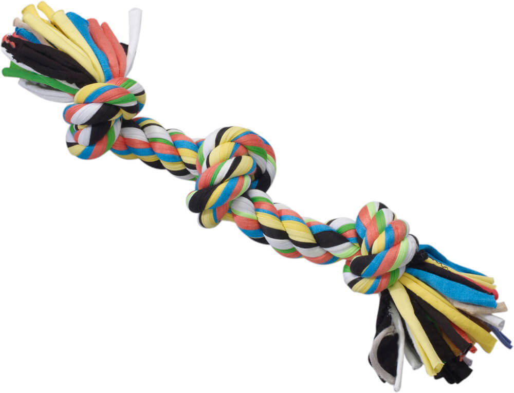Tuggin' Tees Rope Toy