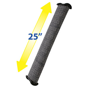 Lean-it Everywhere Scratch Post 25 inch