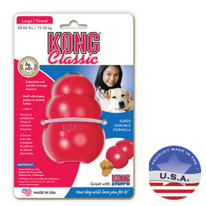 KONG Classic, Large