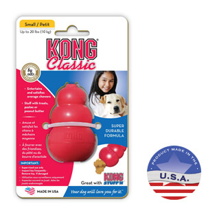 KONG Classic, Small