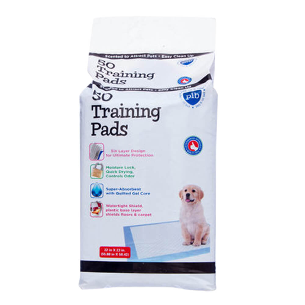 Training Pads 50 Pack
