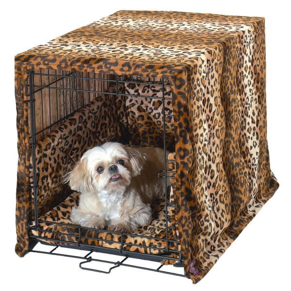 Pet Dreams Designer Cratewear Pet Bedding Set