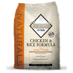 Diamond Naturals, Chicken & Rice