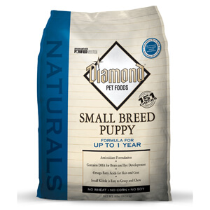 Diamond Naturals Small Breed Puppy