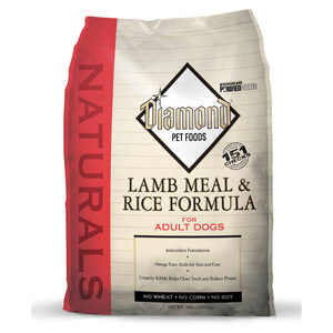 Diamond Naturals, Lamb Meal & Rice