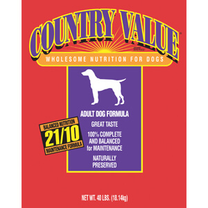 Country Value Adult Formula Dry Dog Food