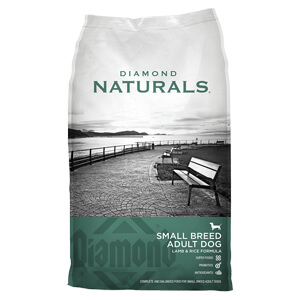 Diamond Naturals, Small Breed, Lamb & Rice