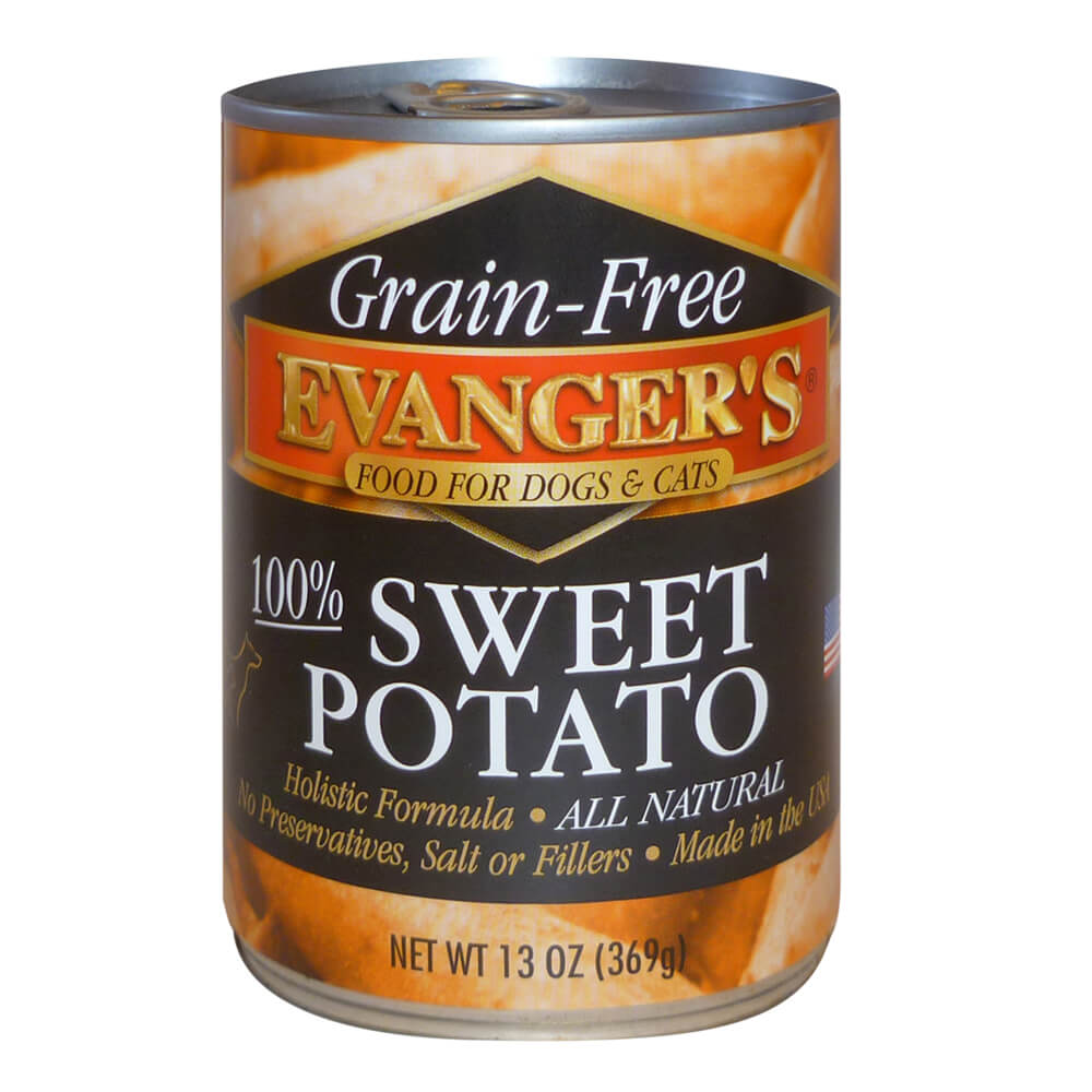 Grain-Free Sweet Potato for Dogs & Cats, 12.8 oz