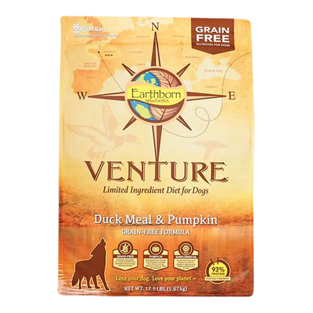 Venture Duck & Pumpkin, Dog Food, 12.5 lb
