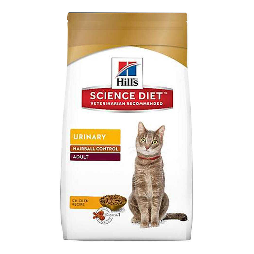 Science Diet Adult Urinary & Hairball Control