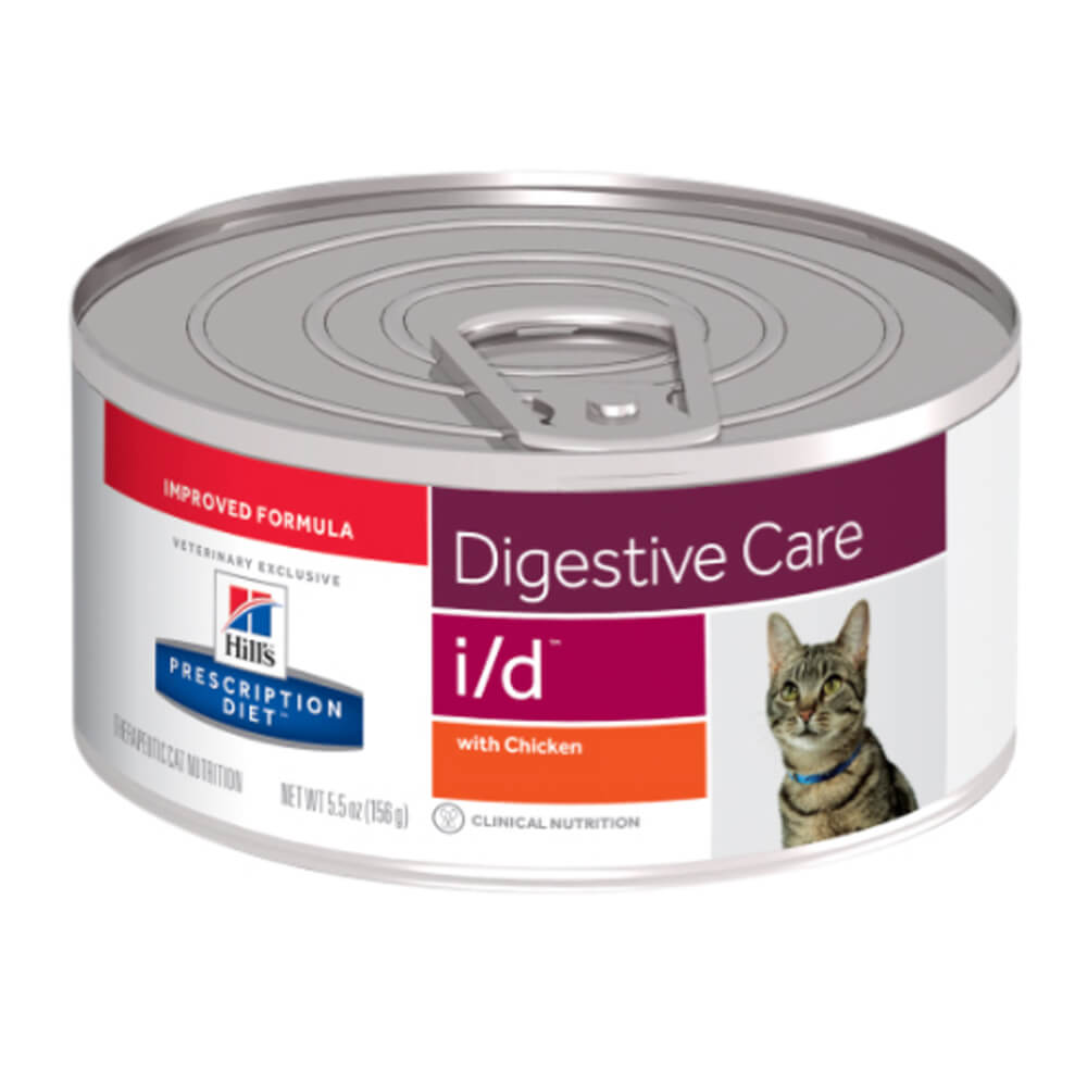 Science Diet Rx i/d Feline cans, 5.5 oz
