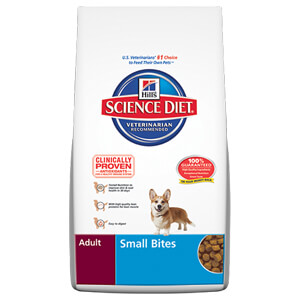 Science Diet Adult Small Bites 5 lbs