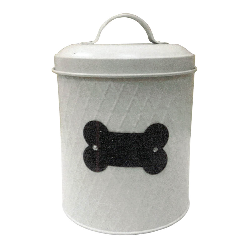 Treat Canister, 62 oz, Beige