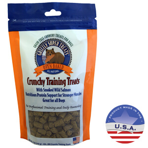 Grizzly Super Treats Crunchy Training Treats