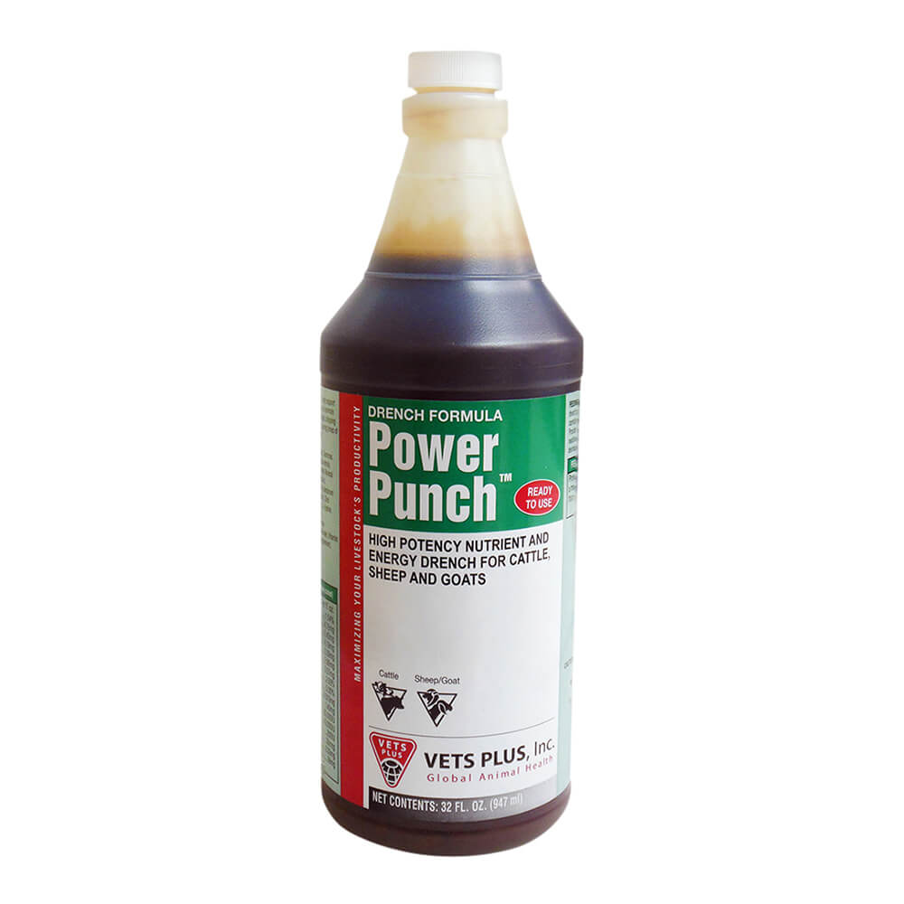 Power Punch For Cattle