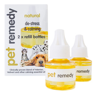 Pet Remedy Diffuser & Refills