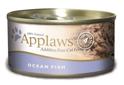 Applaws Ocean Fish 5.5oz Can/24 Cans