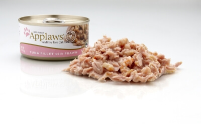 Applaws Tuna & Prawn 5.5 oz Can/24 Cans