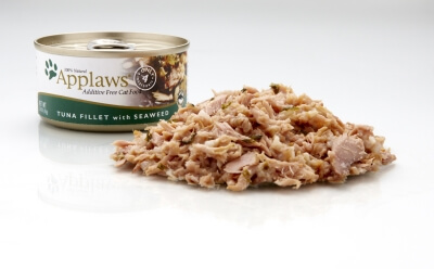 Applaws Tuna & Seaweed 5.5 oz Can/24 Cans