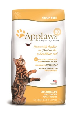 Applaws Chicken Dry Cat 15.43lb