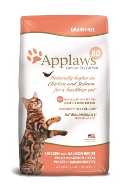 Applaws Chicken & Salmon Dry Cat 15.43lb