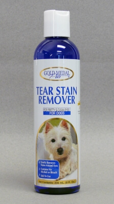 Gold Medal Tearstain Remover 8 oz