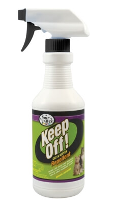 Keep Off! Cat & Kitten Repellent 16 oz