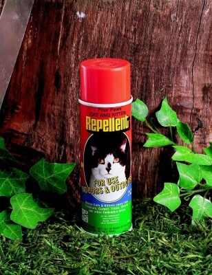 Cat & Kitten Repellent 6 oz