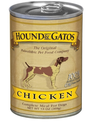 H&G Dog Chicken Can 12/13 oz