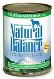 Vegetarian Dog Can 12/13Oz Formula
