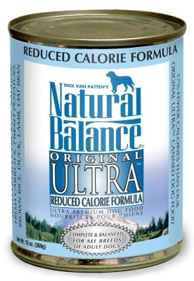 Reduced Cal Dog Can 12/13Oz Reduced Calorie
