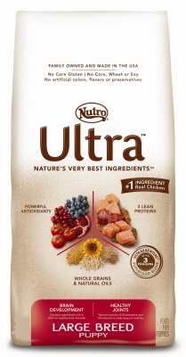 Nutro Ultra Large Breed Puppy 30lb Bag