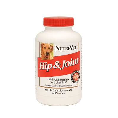 Hip & Joint Liver Chew 120 Ct