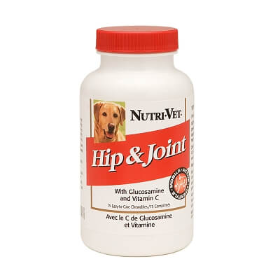 Hip & Joint Liver Chew 75 Ct