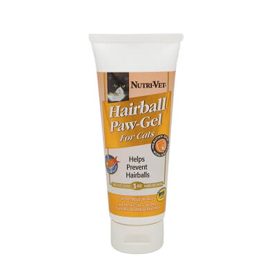 Hairball Paw-Gel For Cats - 3 oz/Chicken Liver