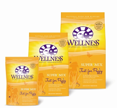 Wellness Dog Complete Health Just For Puppy 15 lb