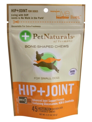 Hip & Joint Small Dog 45Ct