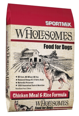 Sportmx Wholesome Chicken/Rice 26/16 16.5lb