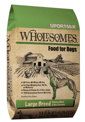 Sportmix Wholesome Large Breed 23/13 40lb