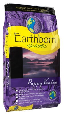Earthborn Holistic Vantage Puppy - 14lb