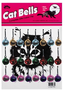 Bright Color Jingle Bell 24 Count