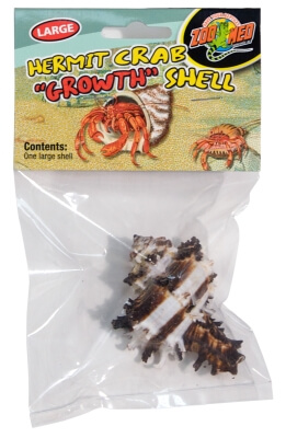 Hermit Crab Growth Shell - Large - 1Pk