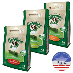 Greenies Weight Management Dental Chews for Dogs
