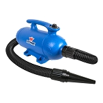 XPOWER B-25 Pro Force Plus Double Motor 4 HP Professional Pet Grooming Dog Force Hair Dryer