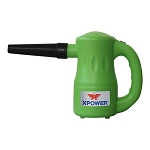 XPOWER B-53 Airrow Pro Multipurpose Home Pet Dryer, Duster, Air Pump, Blower, Green