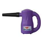 XPOWER B-53 Airrow Pro Multipurpose Home Pet Dryer, Duster, Air Pump, Blower, Purple