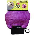Pet Head Cat Fur Removal Mitt