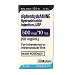 Rx Diphenhydramine Hydrochloride Injection, USP
